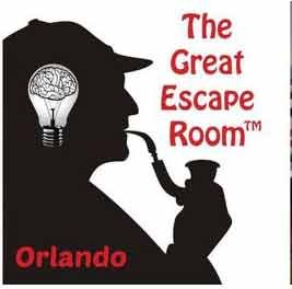 The Great Escape Room in downtown Orlando